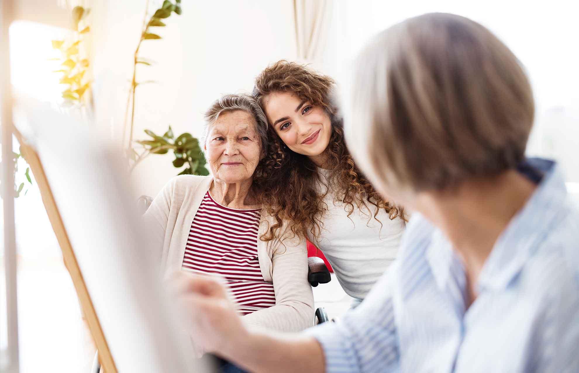 Zu Hause vernetzt: Quartiersinitiative zum Älterwerden in Büttgen